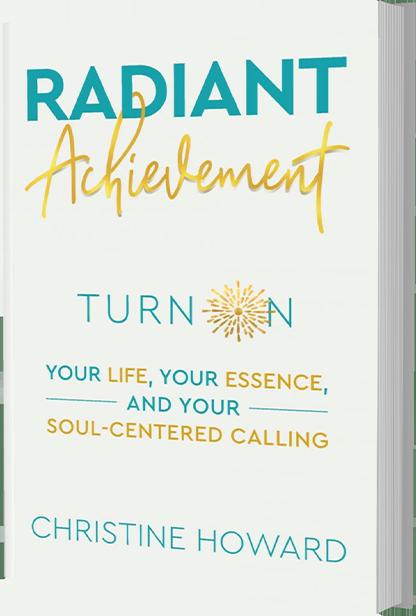 Radiant Achievement – Turn On book